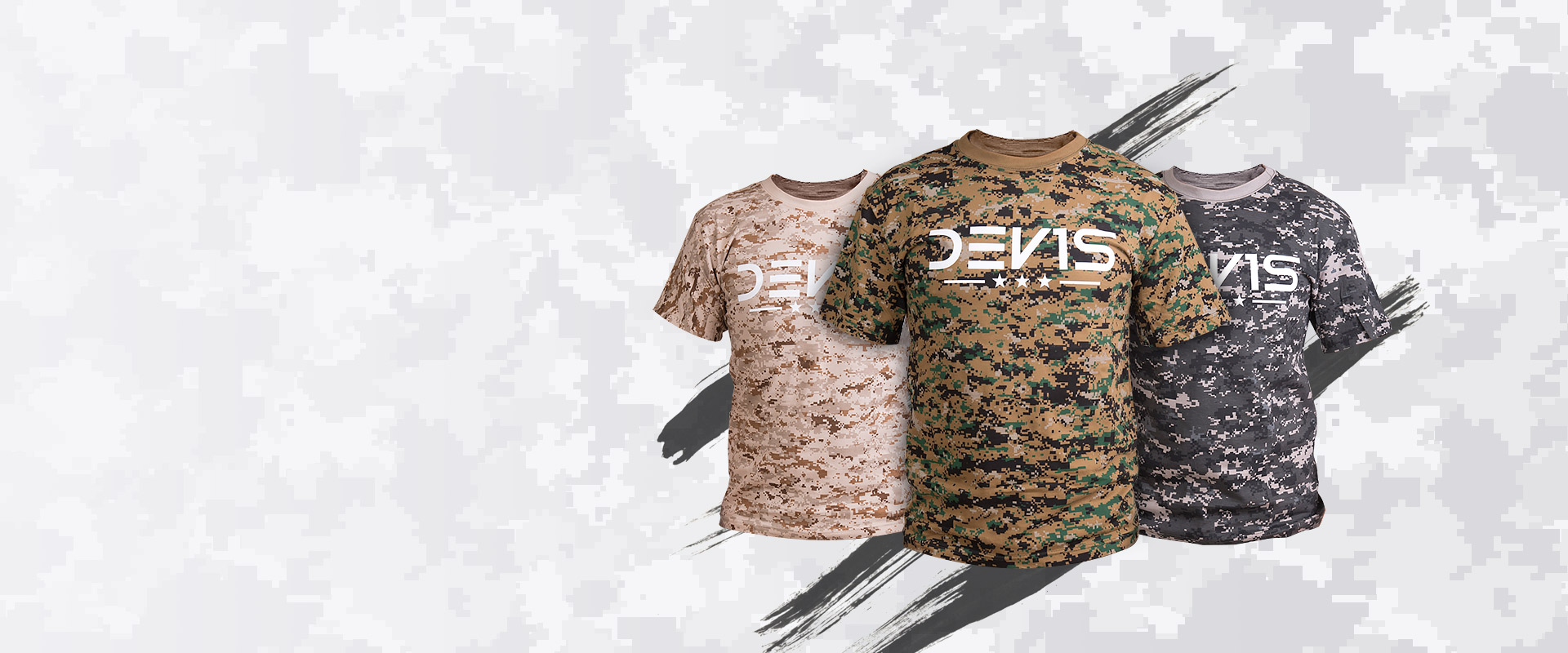 cf6504ffac5c DDPAT T-shirts