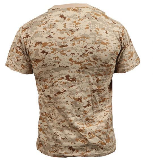 Tričko pánské DDPAT Desert Camo