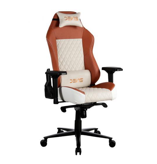 Herná stolička Luxury Crema