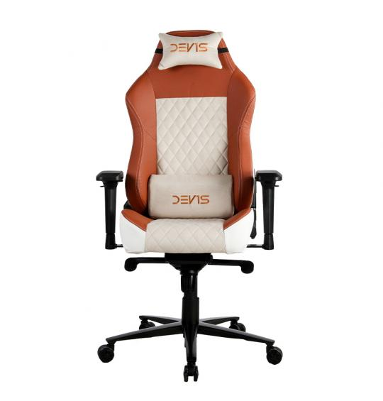 Herní židle DEV1S Luxuria Crema