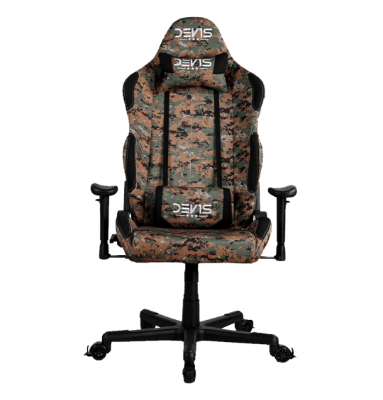 Herní židle DEV1S Army