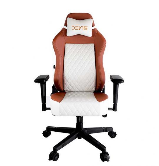 Herní židle Luxury Crema