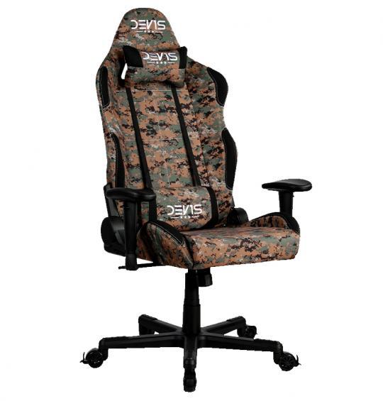 Herná stolička Army