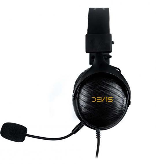 Herní sluchátka DEV1S Soundhack