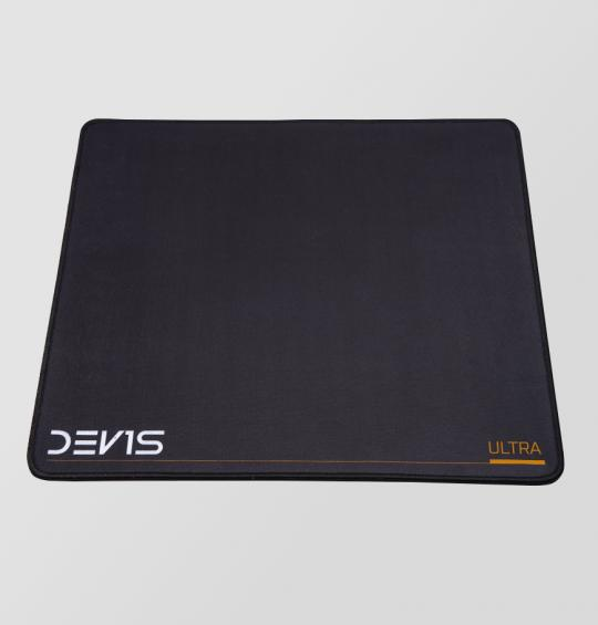 Gaming mousepad DEV1S ULTRA Slim L (450x400x2) with stitching
